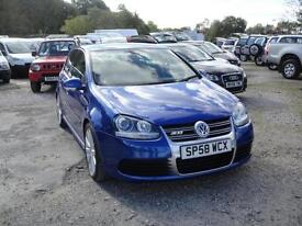 2008 Volkswagen Golf R32. Only 43,000 miles. 2 owners FSH.