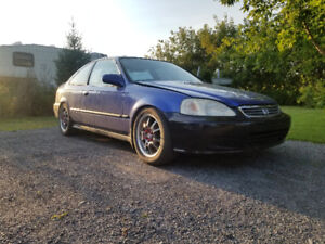 Honda civic si 2000