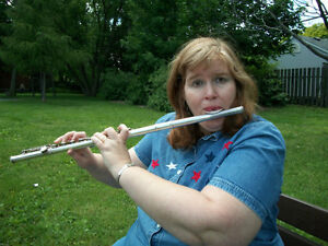 Flute, Oboe, Voice, Theory and Conducting Lessons Oakville / Halton Region Toronto (GTA) image 1