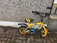 Apollo Digby 12' Kids Bike