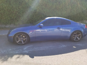G35 coupe 2005