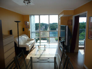 1+1 condo in the heart of North York. All Utilities Included!!!