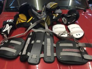 Youth Large Lacrosse Equipment