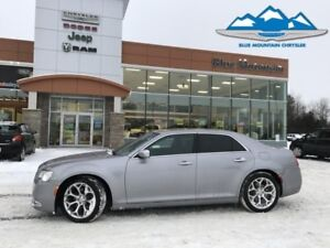 2017 Chrysler 300   ACCIDENT FREE, LIKE NEW, LEATHER HEATED!