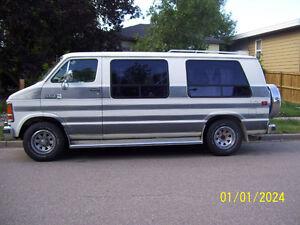 1988 Dodge Camper Van for sale or trade