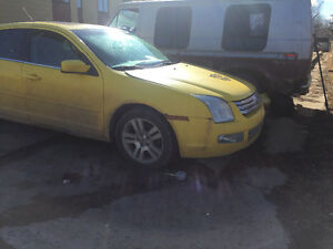 2007 Ford Fusion Other