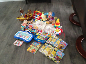 Baby and Toddler Toys in working condition.