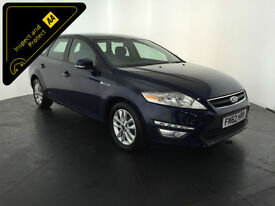 2012 62 FORD MONDEO ZETEC TDCI DIESEL 1 OWNER SERVICE HISTORY FINANCE PX WELCOME