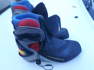 Salomon cross country boots