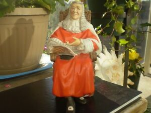 "Royal Doulton Figurine - "" The Judge "" HN2443 Kitchener / Waterloo Kitchener Area image 9"