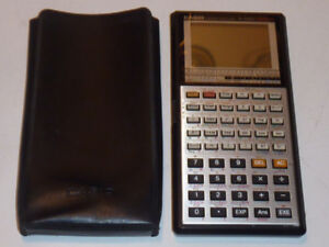 Casio fx-7000G Scientific Graphing Calculator