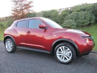 2011 Nissan Juke 1.6 16v Acenta Sport LOW MILEAGE