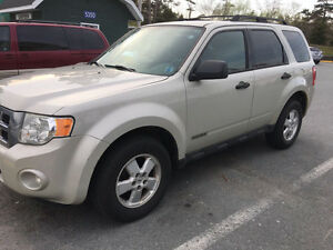 2008 Ford Escape Coupe (2 door)