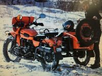 WANTED - Ural 2012 or Newer - Gear Up, Sportsman, Yamal