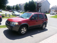 2005 Ford Escape XLT SUV, 4WD