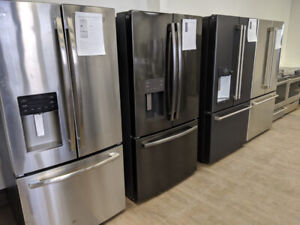 Refrigerators, Brand New, Open Boxes, Scratches&Dents Appliances