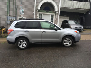 2015 Subaru Forester fresh synthetic oil change $12995 neg