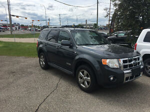 2008 Ford Escape Limited AWD SUV, Crossover