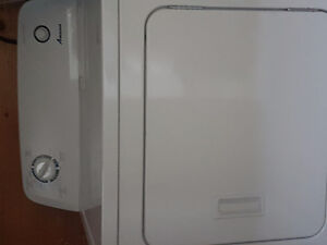 Like new Amana washer and dryer