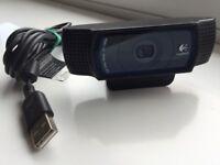 Logitech HD 1080p Webcam