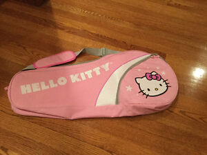 Super cute Hello Kitty Tennis bag