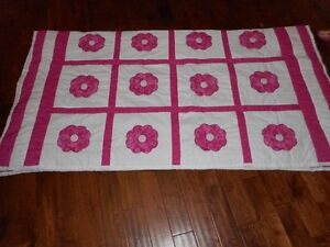 queen size hand stitched quilt Peterborough Peterborough Area image 3