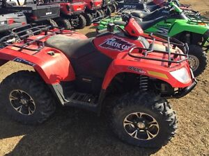 2015 Arctic Cat 1000 XT - Only 459 miles