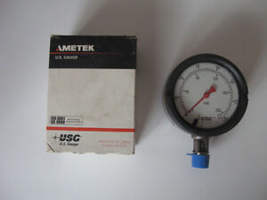 """AMETEK 4"""" 200 PSI INDUSTRIAL PRESSURE GAUGE Kitchener / Waterloo Kitchener Area image 1"""