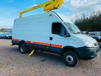 2010/10 Iveco Daily 65C17 Aldercote Cherry Picker.