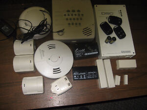 DSC Wireless Home Security System GS3060