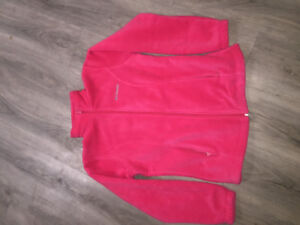 pink columbia sweater never worn perfect condition