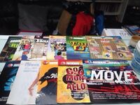 Various vinyl records All New or as New RIDDIM DRIVEN