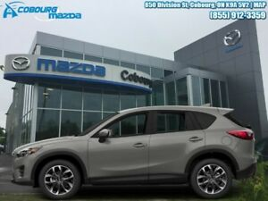 2016 Mazda CX-5 GT - Sunroof - Navigation - $172.57 B/W