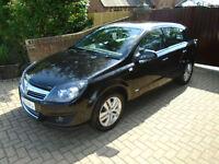 2009 59 Reg Vauxhall Astra 1.6i 16v VVT SXi Manual ( 50,000 Miles )