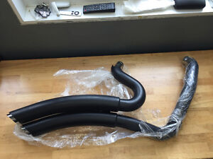 Vance and Hines Super Radius Pipes
