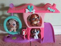 Littlest PetShop Doggy play place