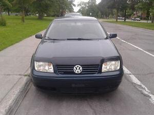 NEGOCIABLE 2002 Volkswagen Jetta TDI