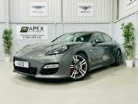 2013 Porsche Panamera GTS 4dr PDK Petrol Saloon * Grey * Black Leather * WOW