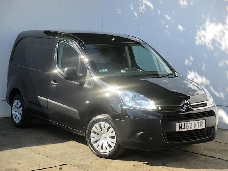 2012 citroen berlingo 1 6 hdi 850kg enterprise 90ps diesel black manual in cambridge. Black Bedroom Furniture Sets. Home Design Ideas