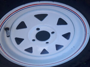 Selling trailer tires and rims
