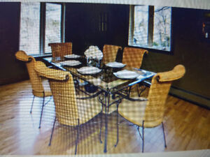 Dining Table/s Eight chairs Must go!