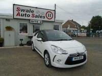 11 CITROEN DS3 1.6 DSTYLE - 34113 MILES - FSH - LOW MILEAGE