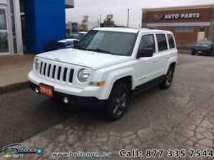 2015 Jeep Patriot 4x2 Sport / North  - $117.93 B/W