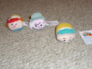 Disney Alice in Wonderland Tsum Tsum assortment
