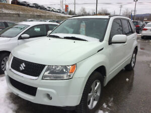 2010 Suzuki Grand Vitara JLX-L 4WD LEATHER SUNROOF