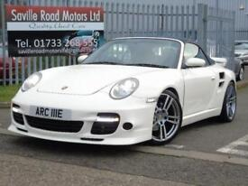 2003 Porsche 911 3.6 996 Carrera 4 Cabriolet Tiptronic S AWD 2dr