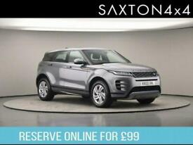 image for 2020 Land Rover Range Rover Evoque 2.0 D150 MHEV R-Dynamic S Auto 4WD (s/s) 5dr
