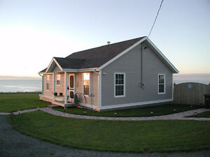 Two Bedroom Waterfront Winterized Cottage