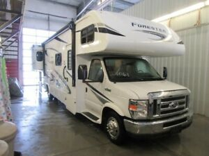 2019 Forest River RV Forester 3011DS Ford