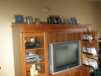 TV ENTERTAINMENT CENTRE